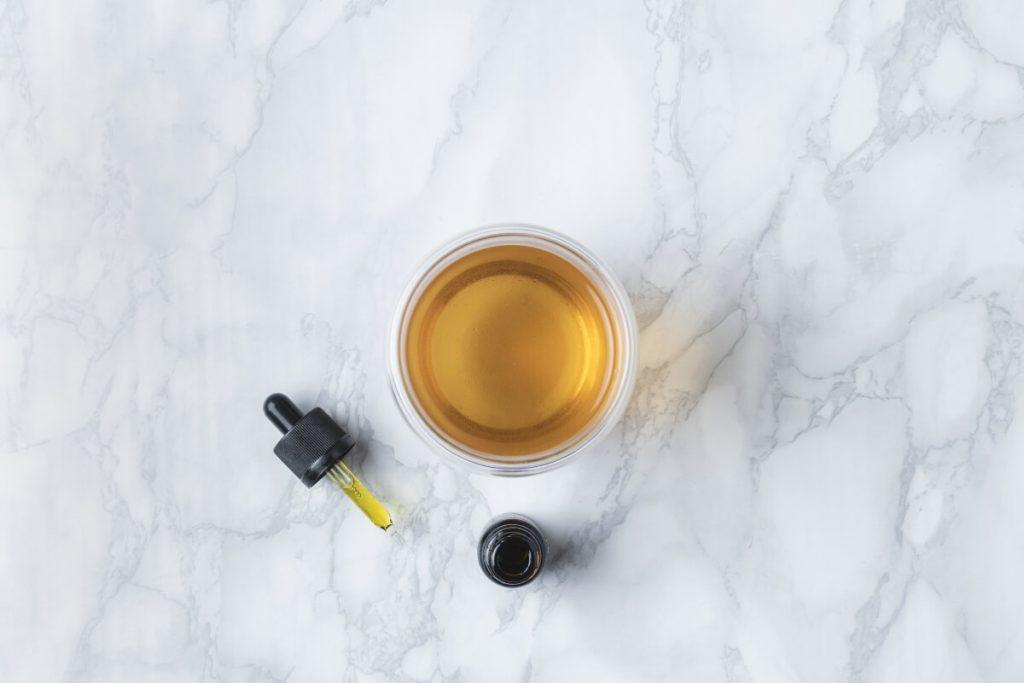 CBD huile